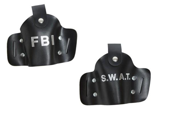 Pistolentasche lose FBI SWAT