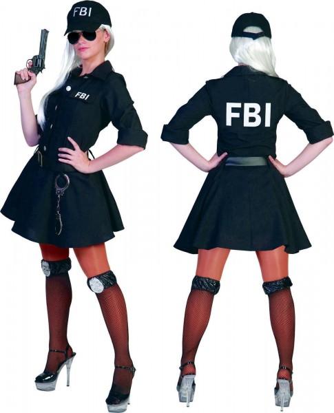 FBI Agent Damen Polizistin