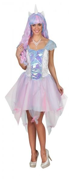 Einhorn Kleid Kostüm Unicorn