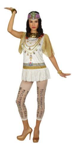 Cleo Kleid Damen KostümKleopatra